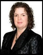 Sarah Bush Family Lawyerprofile picture shows Sarah in embroidered dark jacket